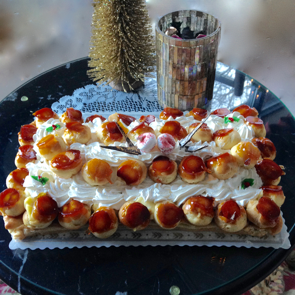 Special order Gateau Saint Honore_sm