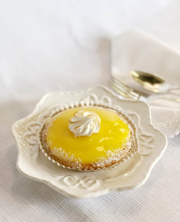 Lemon Tartelette